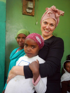 MCC nursing student Debbie Lynch's travels overseas impacted her decision to become a nurse.