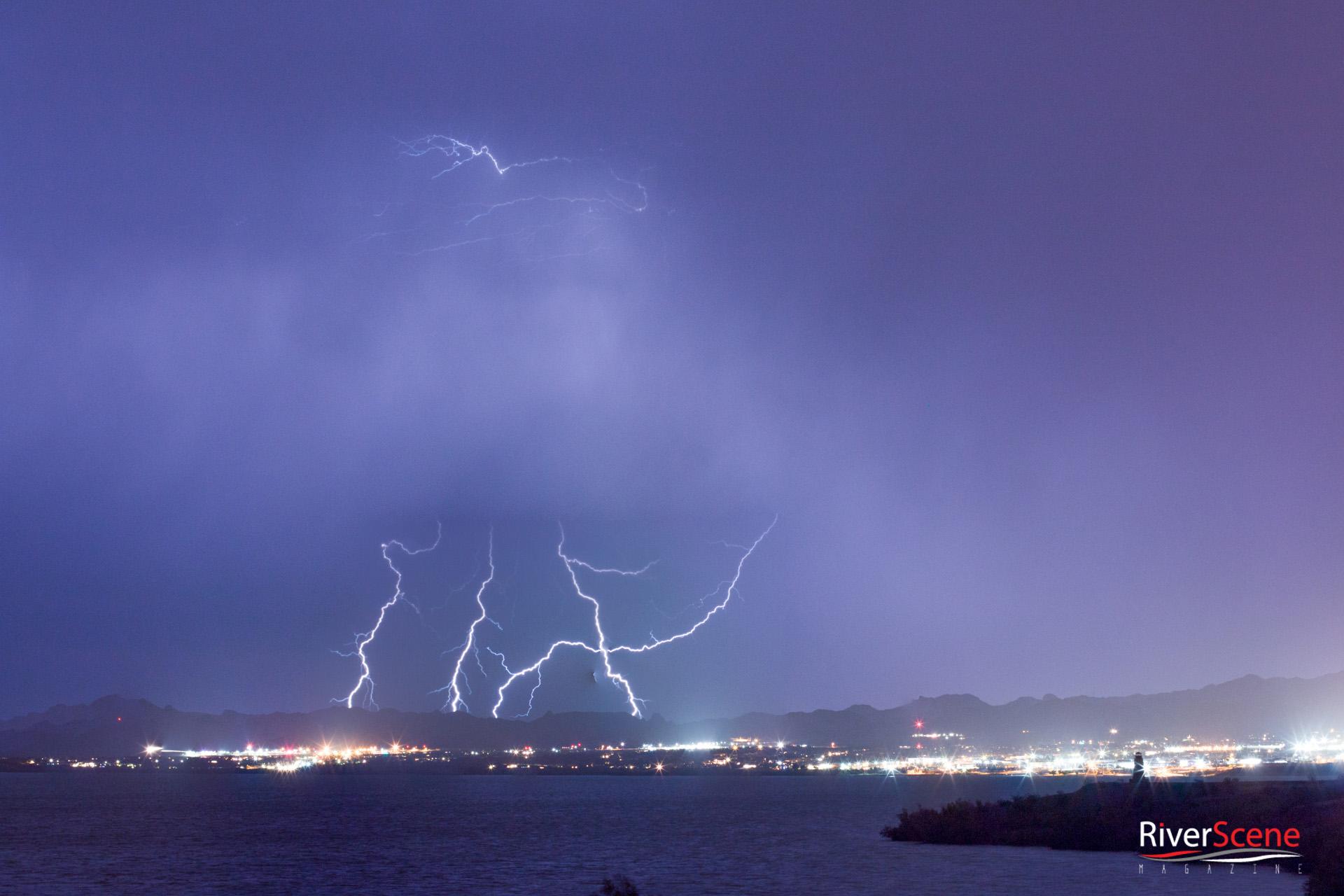 Lake Havasu Lightning 004 RiverScene Magazine