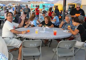 Guests enjoy the Taste of Havasu. Jillian Danielson/RiverScene