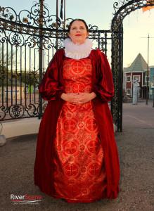 Bethany Dameron will portray Lady Elizabeth Stafford at Lake Havasu's first Renaissance Faire. Jillian Danielson/RiverScene