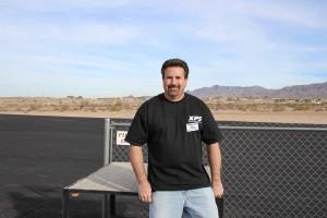 Jim Drew is the contest coordinator of the Havasu Jets event. Rick Powell/RiverScene