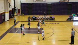 LHHS Junior Varsity takes on San Luis Friday afternoon. Rick Powell/RiverScene