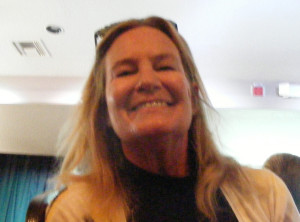 Jean McCulloch poses for a photo. Bobbi Jo Bohnker/Thunderbolt Middle School