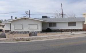The house that Jean McCulloch lived in. Bobbi Jo Bohnker /Thunderbolt Middle School