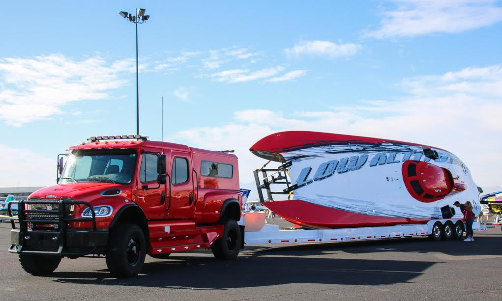 Big Boys Toys event in Lake Havasu City. Photo by Rick Powell.