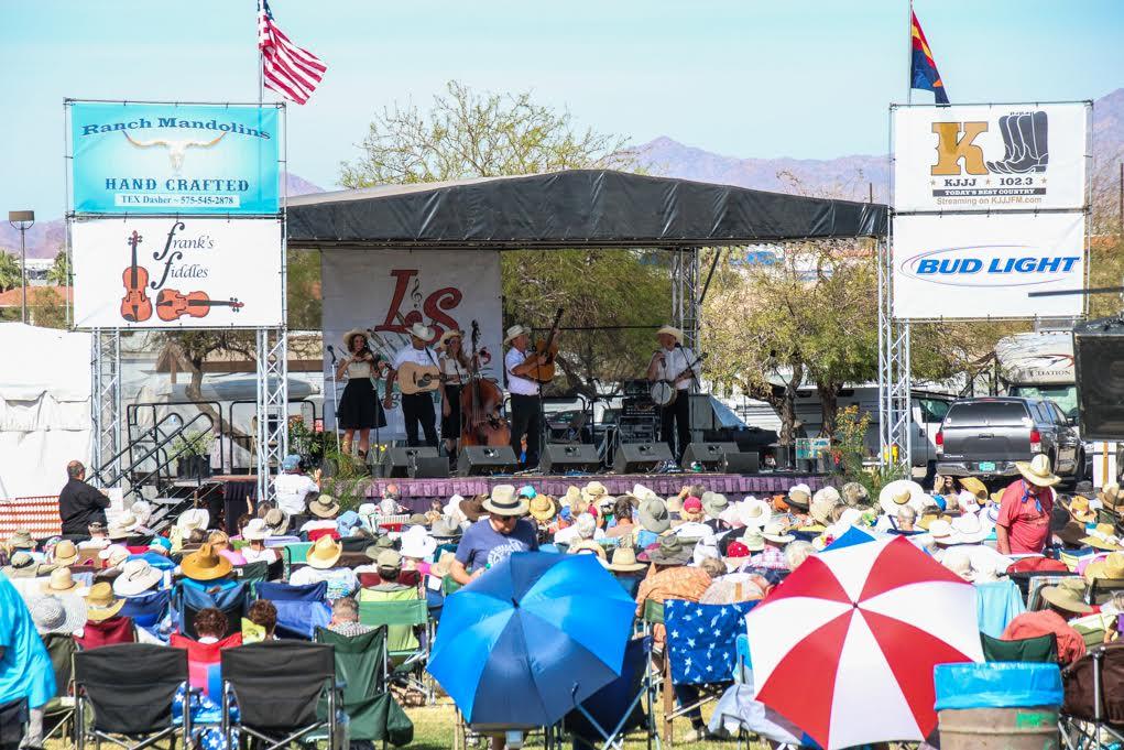 Lake Havasu City Bluegrass Festival