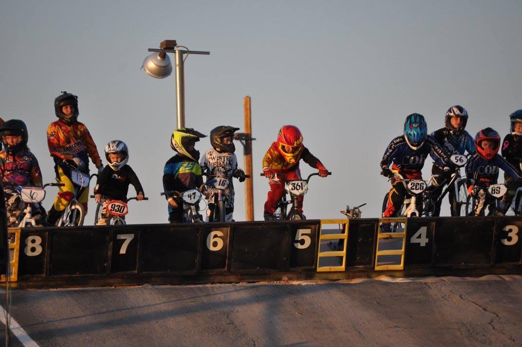 7 year old Novice moto. Photo courtesy Alicia Gill.
