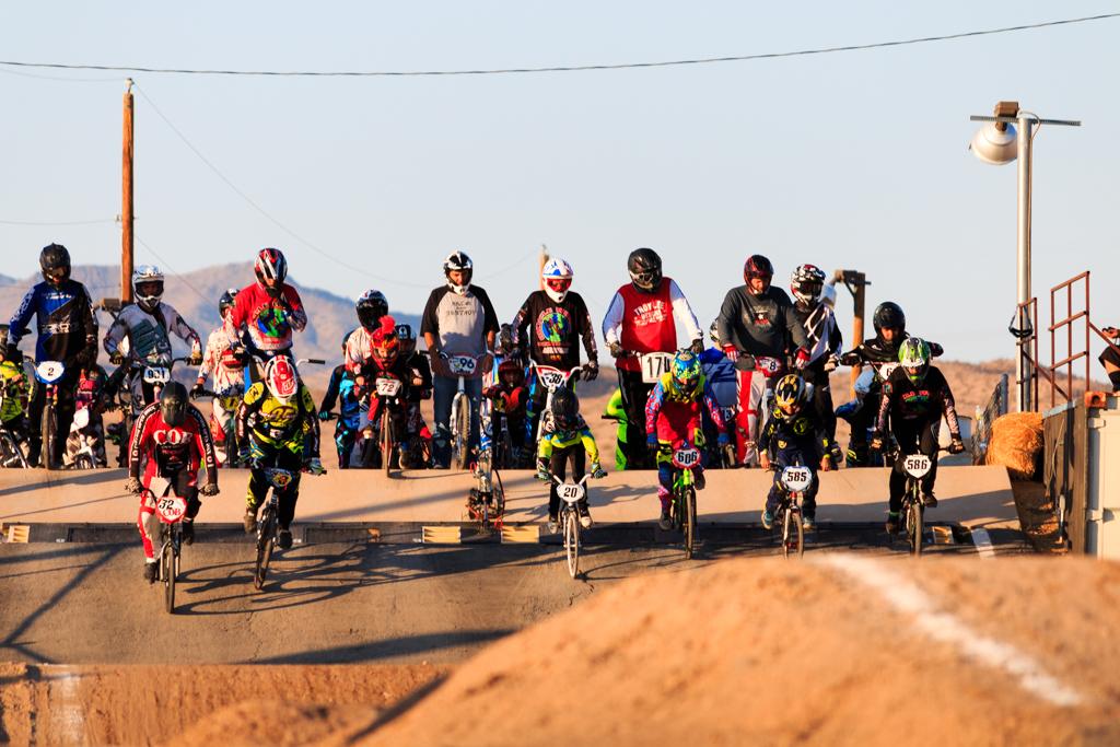 SARA Park BMX Practice Lap. Nathan Adler/RiverScene