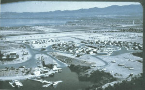 Site 6 in 1961