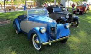 The Austin Bantam Society Annual Trophy Meet and Car Show on Saturday at London Bridge Beach Park in Lake Havasu City. Jayne Hanson/RiverScene