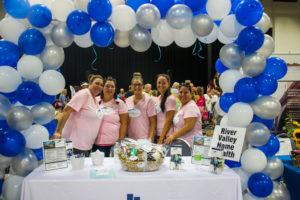 Community Health Fair. Rick Powell/RiverScene