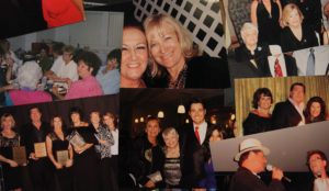 Photo memories from past Cancer Association Fashion Shows. Jillian Danielson/RiverScene