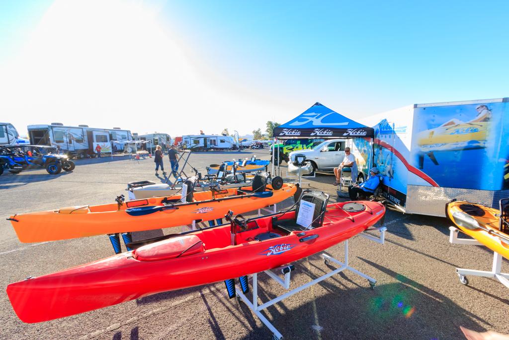 Sand Water RV Expo. Nathan Adler/RiverScene