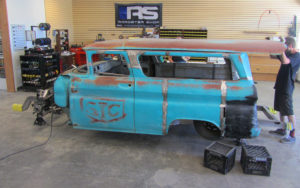 A before photo of the truck courtesy Scott Laitenen