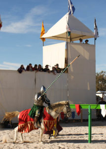 2nd Annual London Bridge Renaissance Faire, Havasu State Park. Ken Gallagher/RiverScene