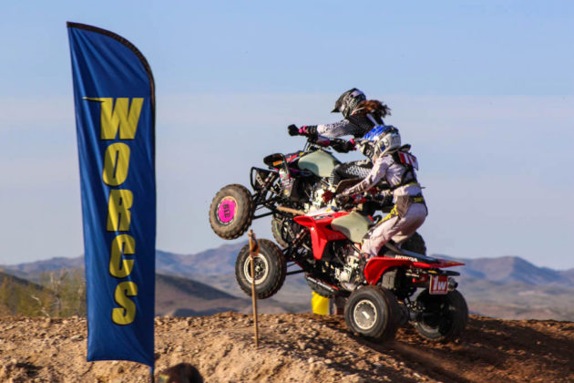 WORCS ATV-SXS, Round 4. March 18, 2017 Ken Gallagher/RiverScene