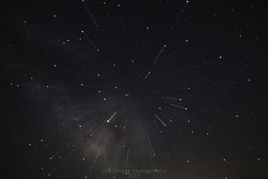 lake havasu star trails