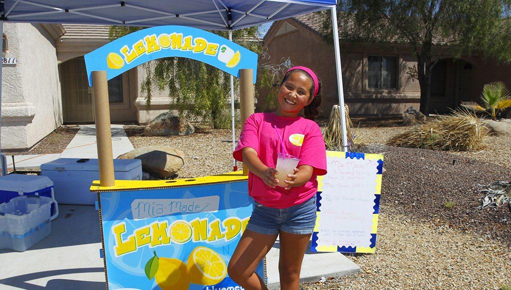 Mia Lake Havasu Lemonade