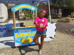 Mia Lake Havasu Lemonade