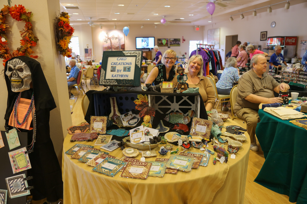 Meals On Wheels Gets Big Boost At Senior Center Faire