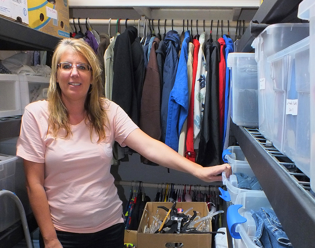 The Clothes Closet: Bringing Essentials To Those In Need