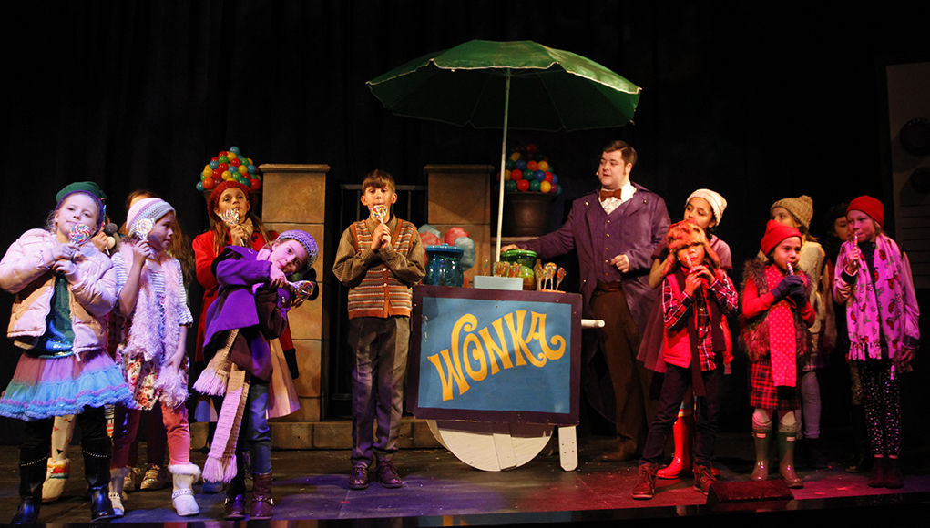 Grace Arts Live Presents 'Willy Wonka'