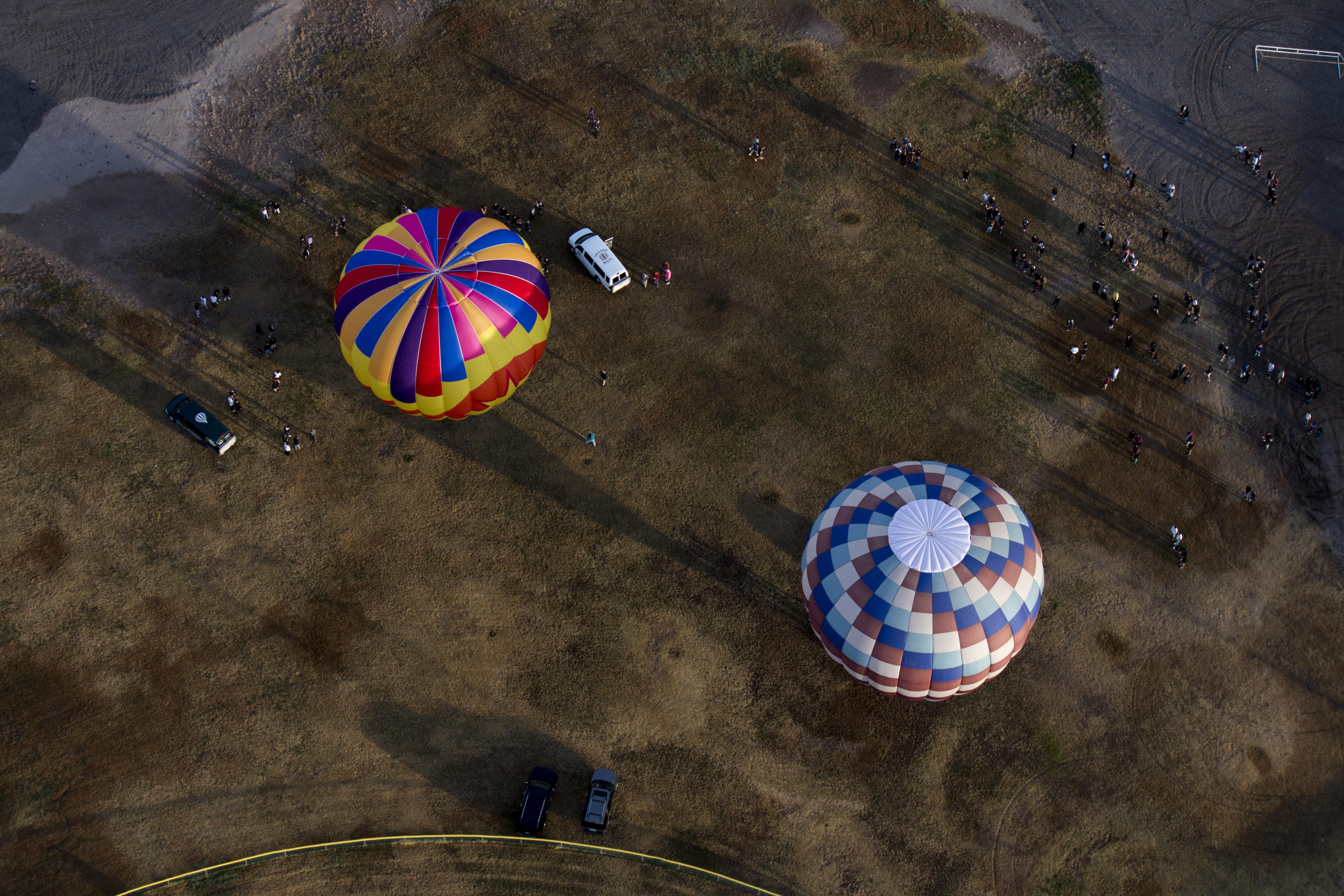 Lake Havasu Students Treated To Balloon Knowledge