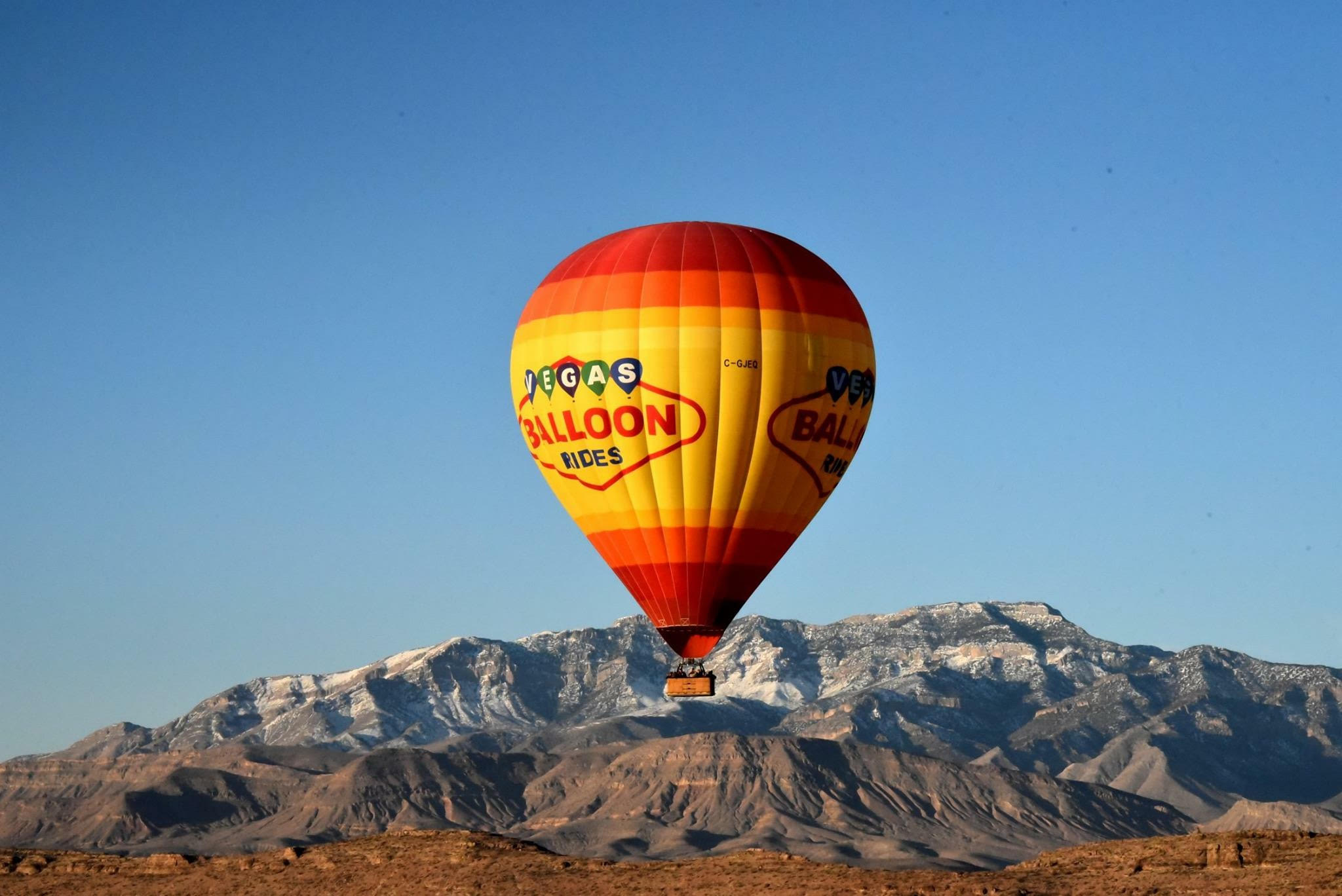 Tales From The Skies: Adventures Of Ballooning