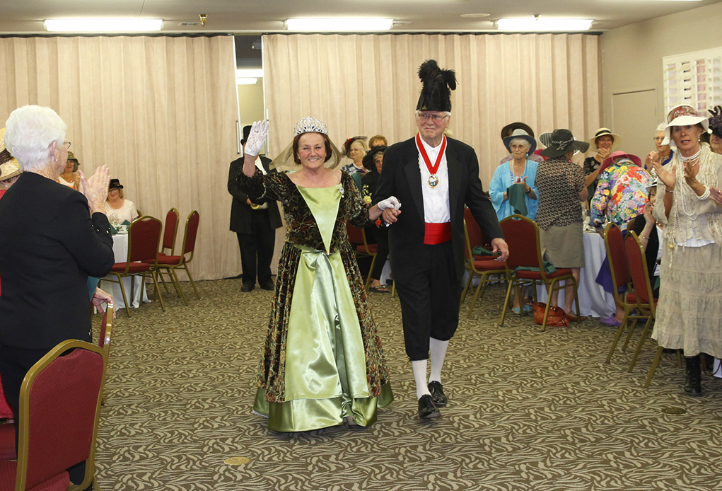 22nd Annual Queen's Tea Benefits Museum Of History