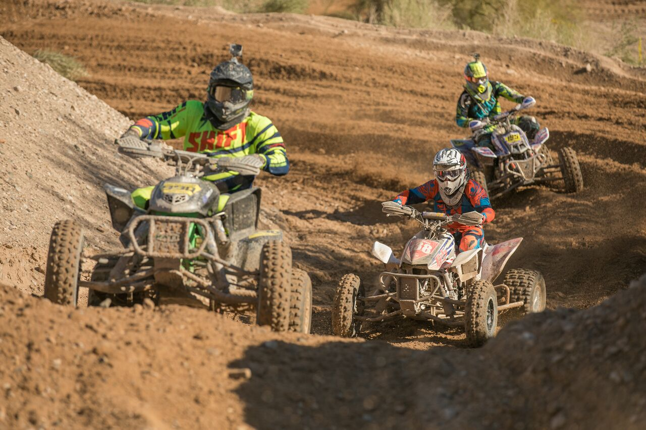 Playing In The Dirt AT W.O.R.C.S Racing This Weekend