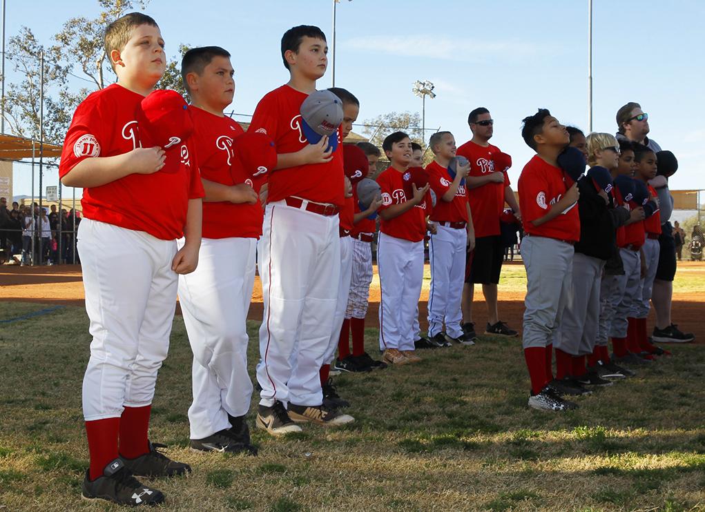 little league opening day lake havasu