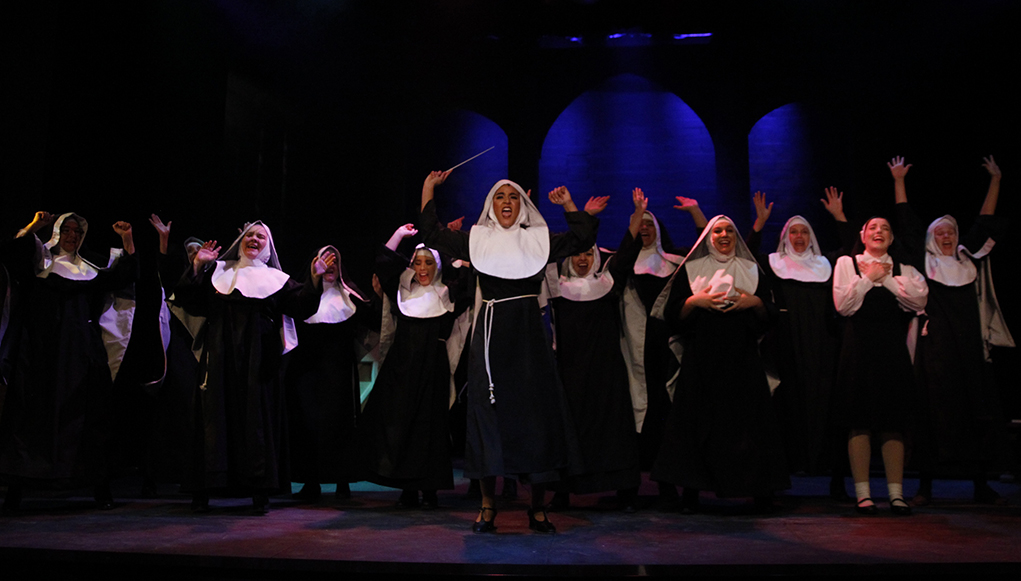 'Sister Act' Opens At Grace Arts Live Theatre