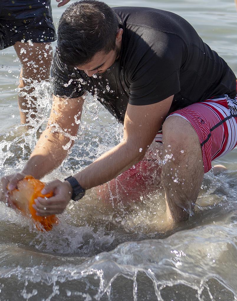 ASU Welcome Week Water Games