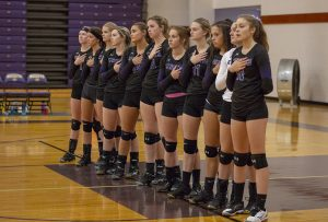 LHHS Volleyball