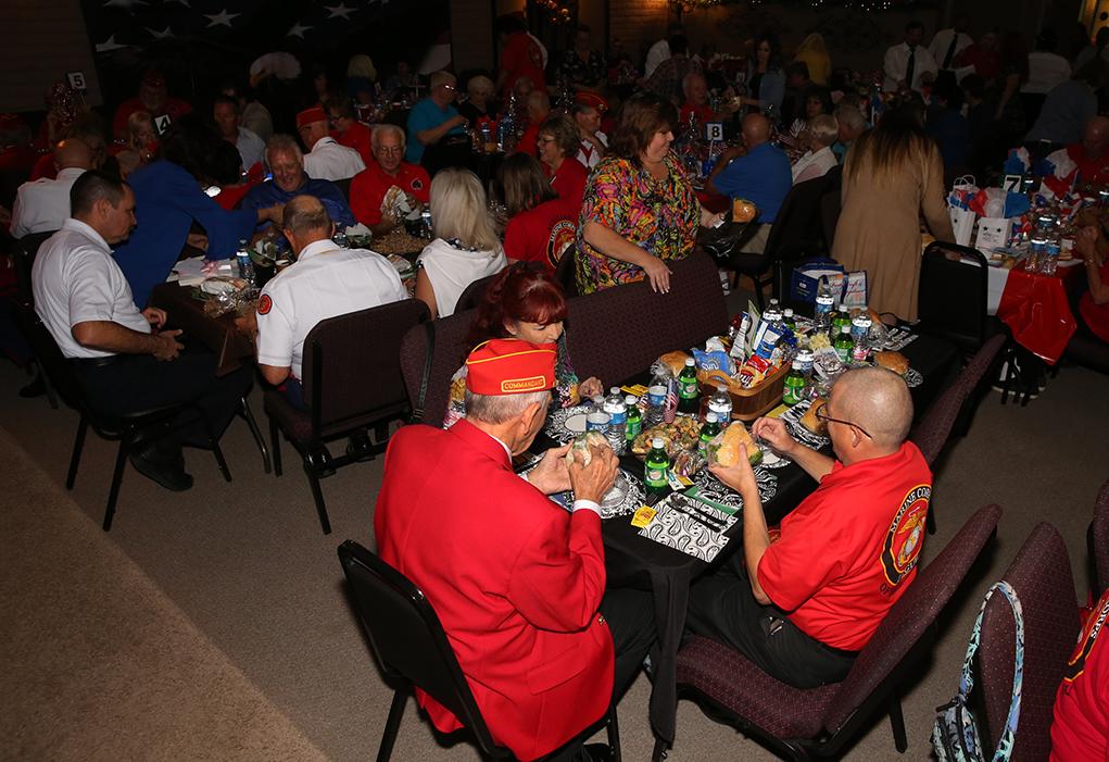 veterans dinner living word
