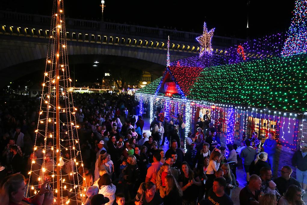 festival of lights london bridge 2018