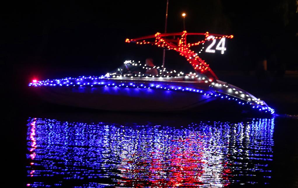 2018 boat lights