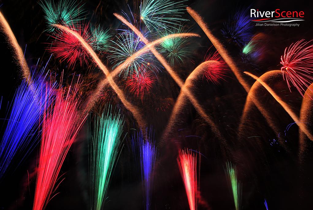 Winterblast fireworks 2019