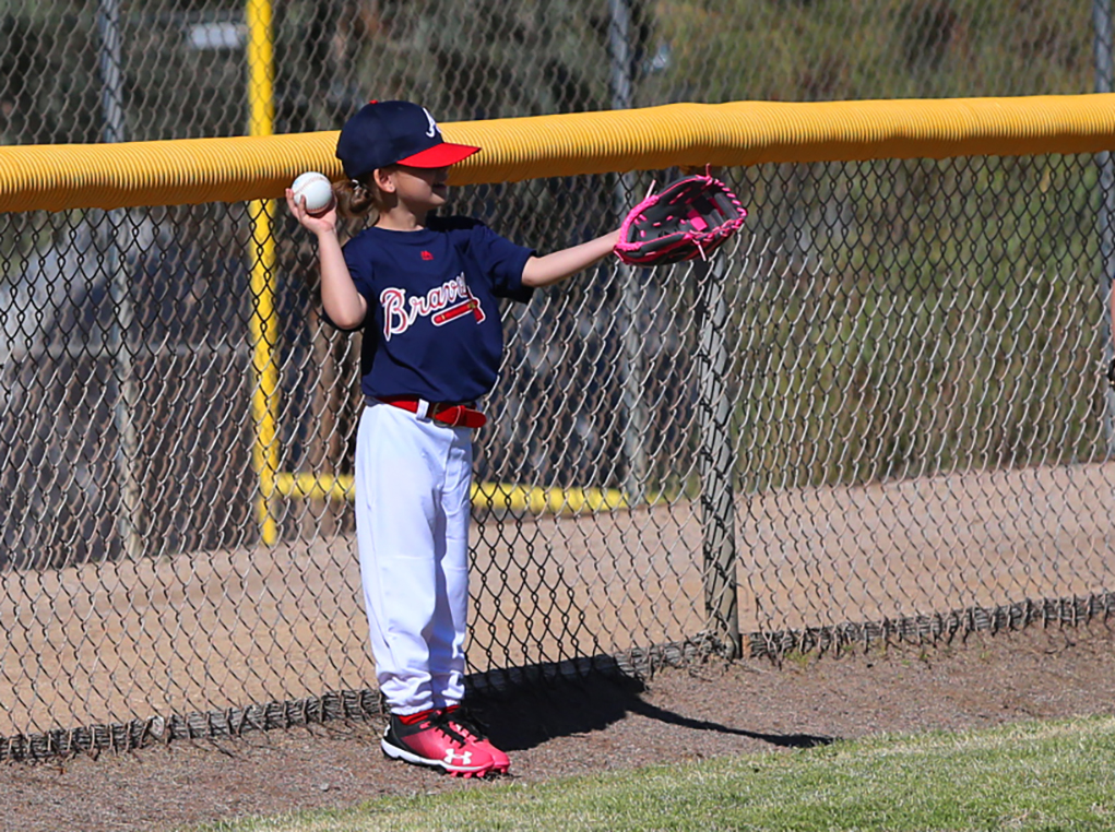 Little league opening day