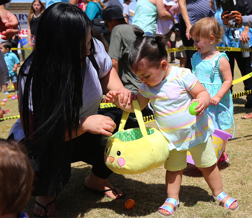 egg hunt SARA Park 2019 Lake Havasu