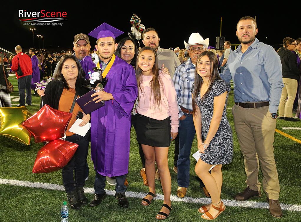 Lake Havasu High School graduation 2019