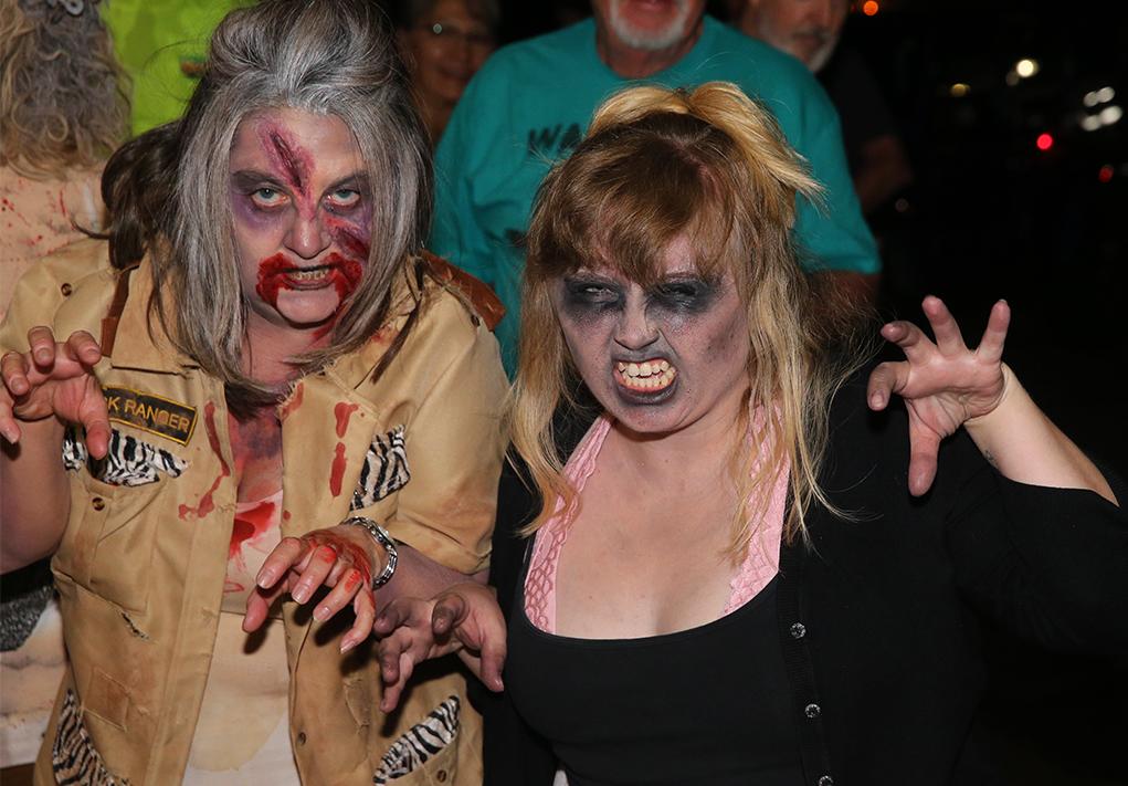 zombie pub crawl 2019