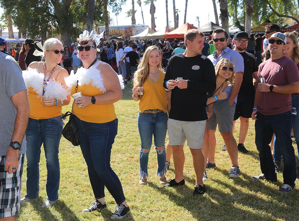Chillin n swillin 2019 beerfest Lake Havasu