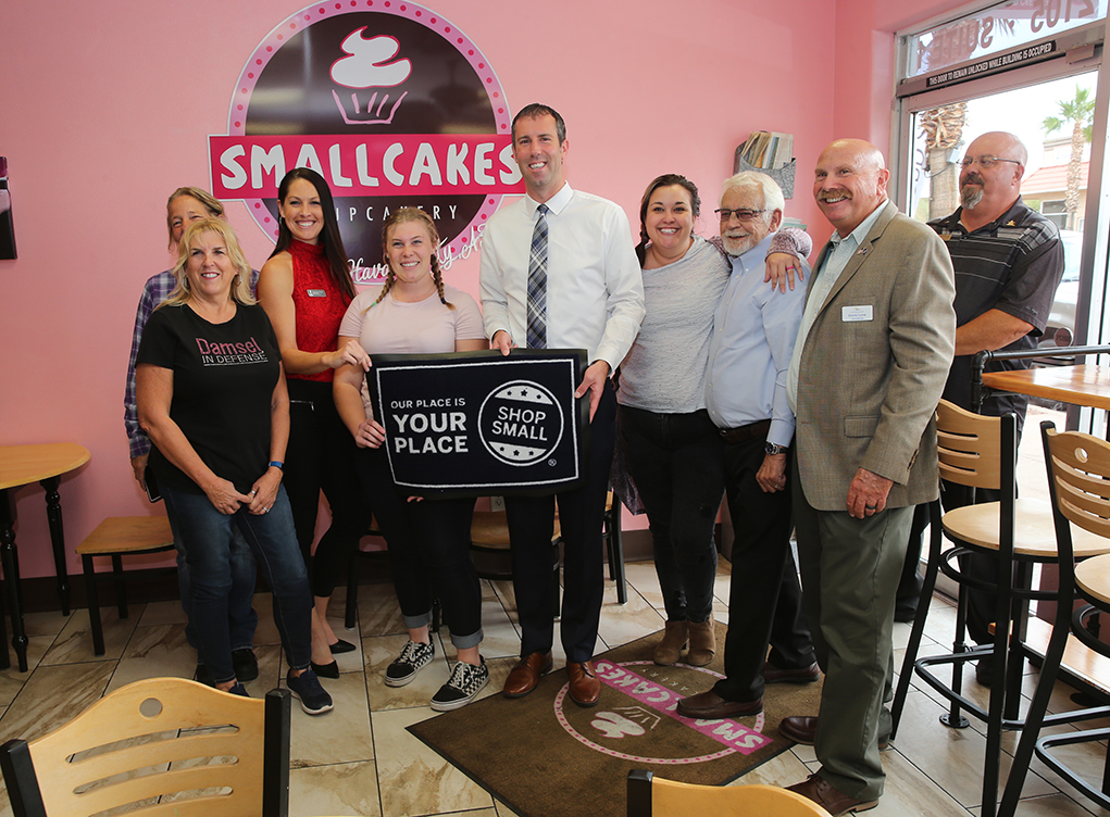 small business smallcakes