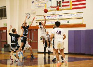 LHHS Fighting Knights varsity basketball