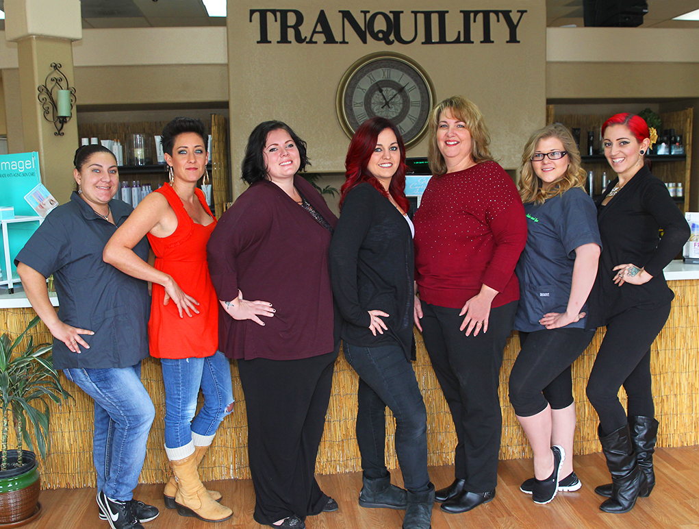 Business Spotlight: Tranquility Salon and Day Spa