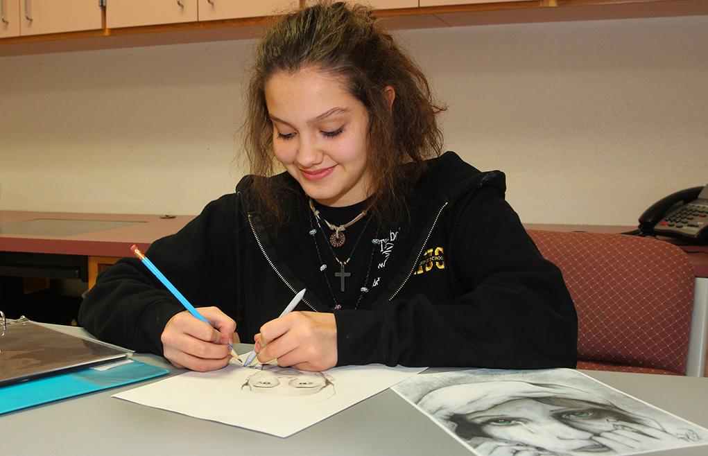 Student Spotlight: Moriah Kimball