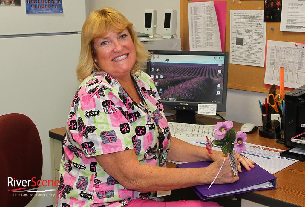 Education Spotlight: Lynn Burns, School Nurse