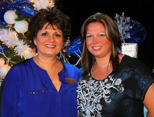 Connie Alexander and Kelli Wallin. Jillian Danielson/RiverScene