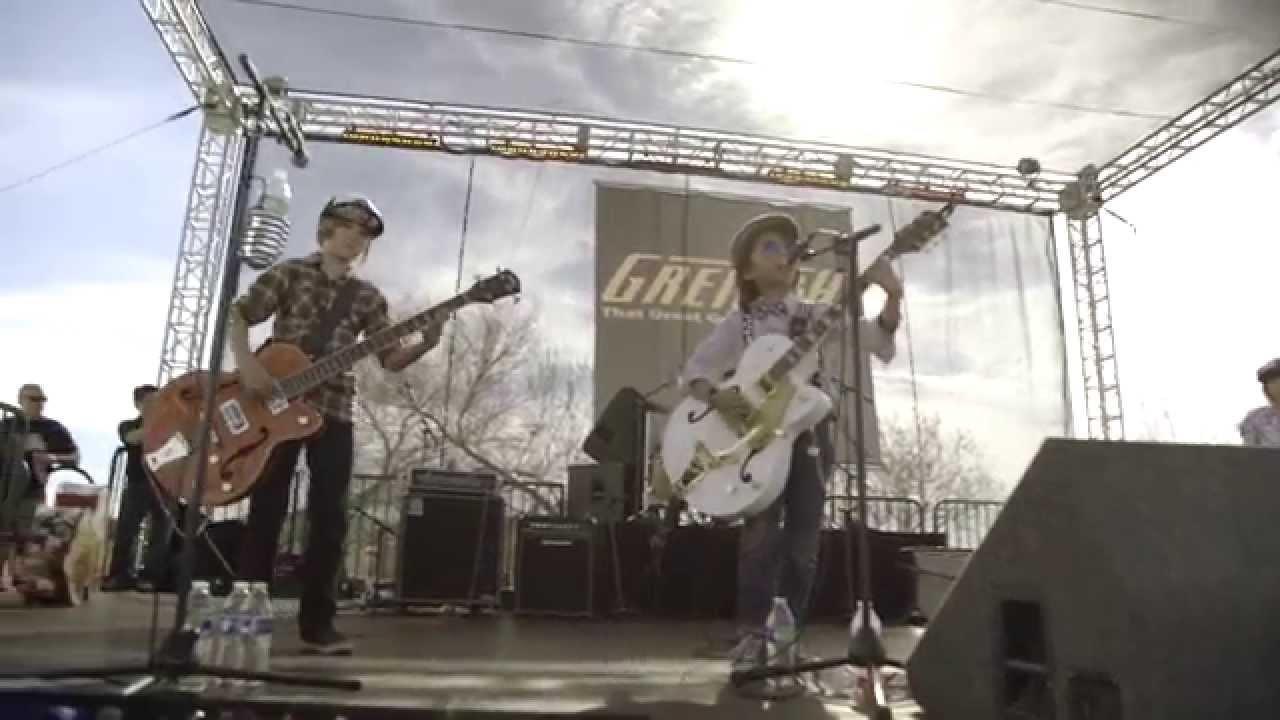 Minor Strut Performs LIVE at Rockabilly Reunion